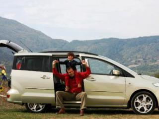 Путешествие автомобилем за границу