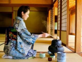 Немного о чайной церемонии