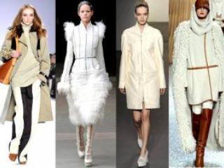 Мода на осень 2011
