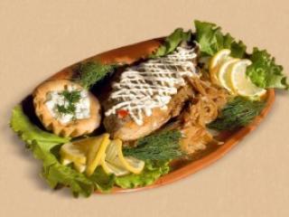 Рыбные закуски в русской кухне