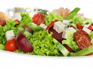 Как готовятся салаты