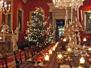 Изящество и простота - принципы новогоднего празднества