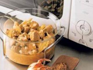Быстрые рецепты блюд в микроволновой печи