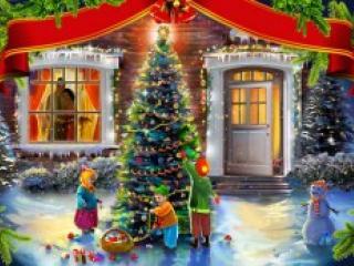 Новогодняя сказка для всех и каждого