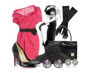 Выбор аксессуаров к различным стилям женской одежды